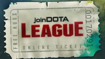 joinDOTA League prizes & ticket info