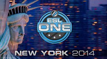 ESL One NY: 8 teams, 7 matches, 1 winner
