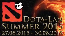 Save your spot at Dota-Lan 2015 Summer, Germany's biggest LAN party