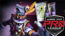 joinDOTA MLG Pro League Season 2: X-Games, gold medals, hats and more!