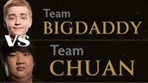 Line-ups for the TI5 All-star match are out, BigDaddy and Chuan the captains