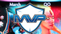 """MVP Roster changes: """"QO out and March undecided"""", says source"""