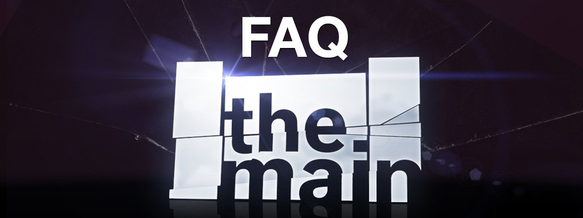 #TheMain - FAQ