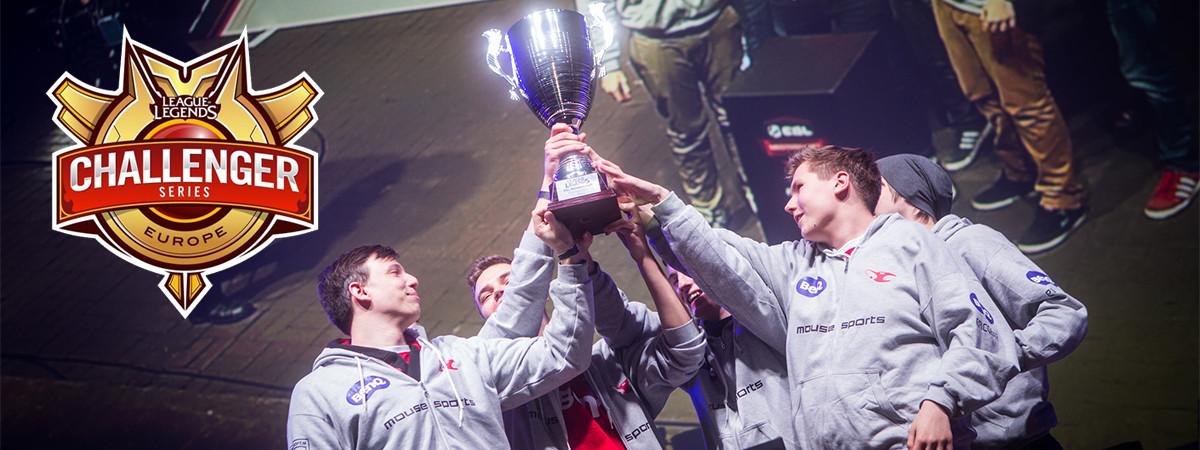 ESL mit sicherem Platz im Challenger Qualifier