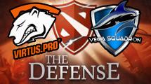 The Defense Season V: VP and Vega amongst the direct invites for Stage 2!