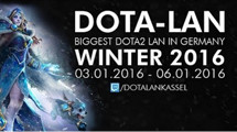 Save your spot at Dota-Lan Winter in January, Germany's biggest LAN party