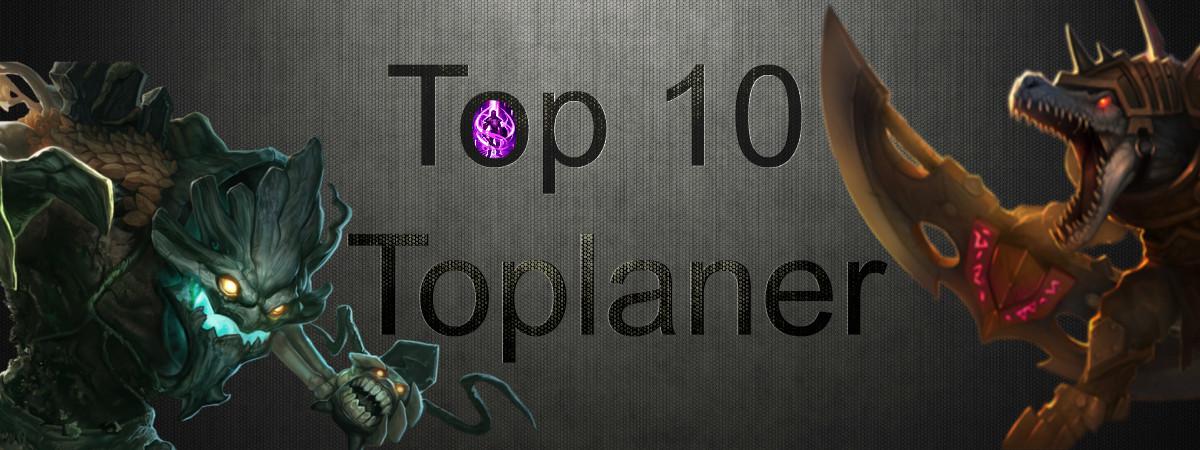 Top 10 die besten toplaner aller zeiten teil 2 for Die gute kuche teil 2