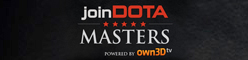 joinDOTA Masters Special Edition returns