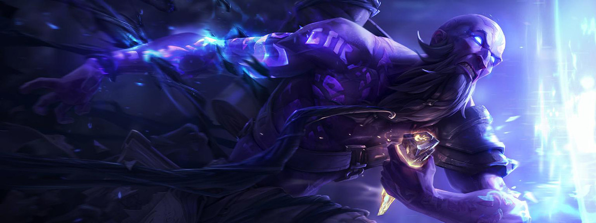 League Of Legends Ryze Und Seine Neue Ultimative Fähigkeit