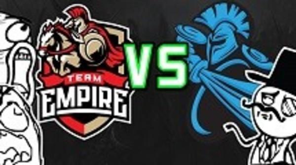 Battle of the Memers: Team Empire vs Newbee