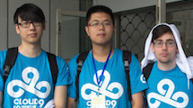 Team NP is no more. EE, Aui, PLD and co rejoin Cloud9