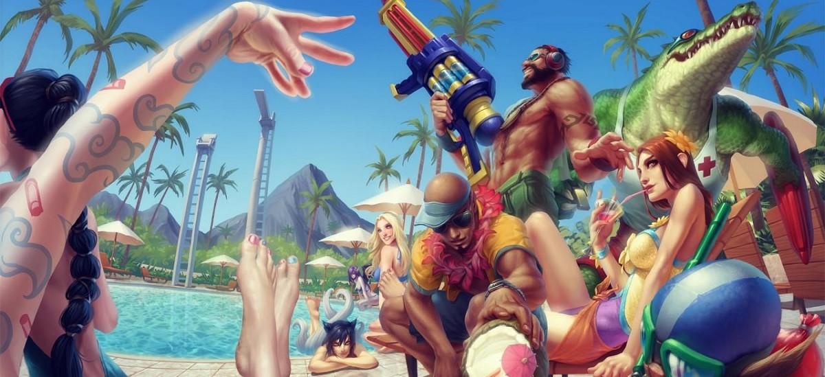 League of Legends ist das bisher umsatzstärkste Spiel 2017