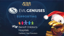All 8 teams in Midas Mode to give 100% of winnings to charity