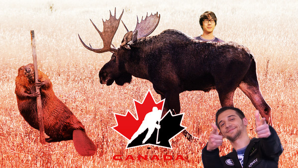 Canada assembles possibly the greatest stack the world has ever seen