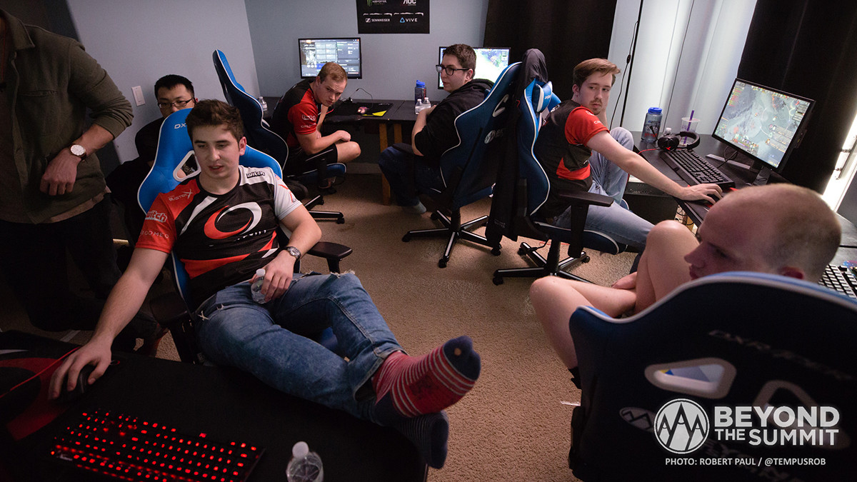 compLexity's fate lies in LGD and Sacred's hands as Summit Day 3 approaches