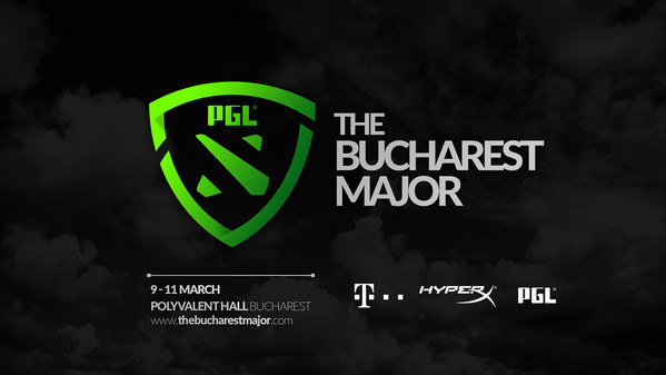 Get ready Bucharest, PGL Major coming in March!
