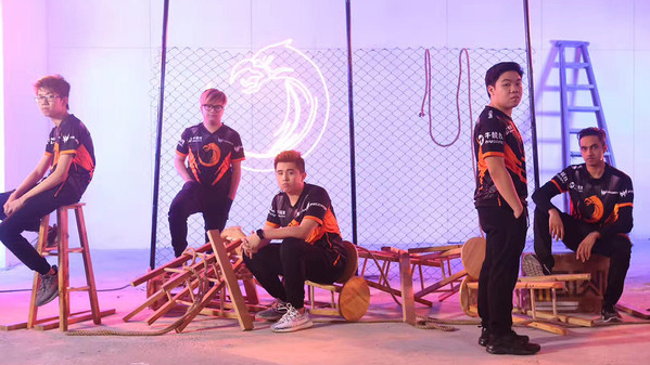 Onward and upward: TNC book their tickets to The Bucharest Major