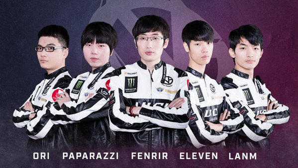 Big Brain LaNm and Vici Gaming eliminate SG e-sports in Genting