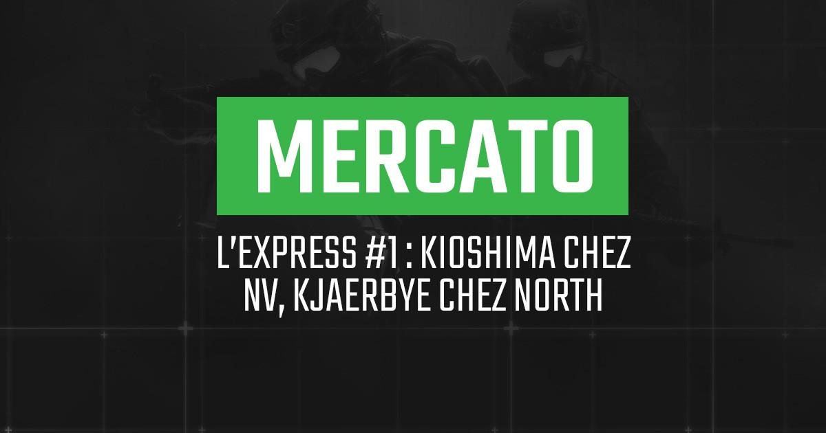 Mercato Express #1