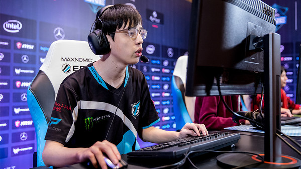 VGJ.Thunder on the rise, will represent China at GESC