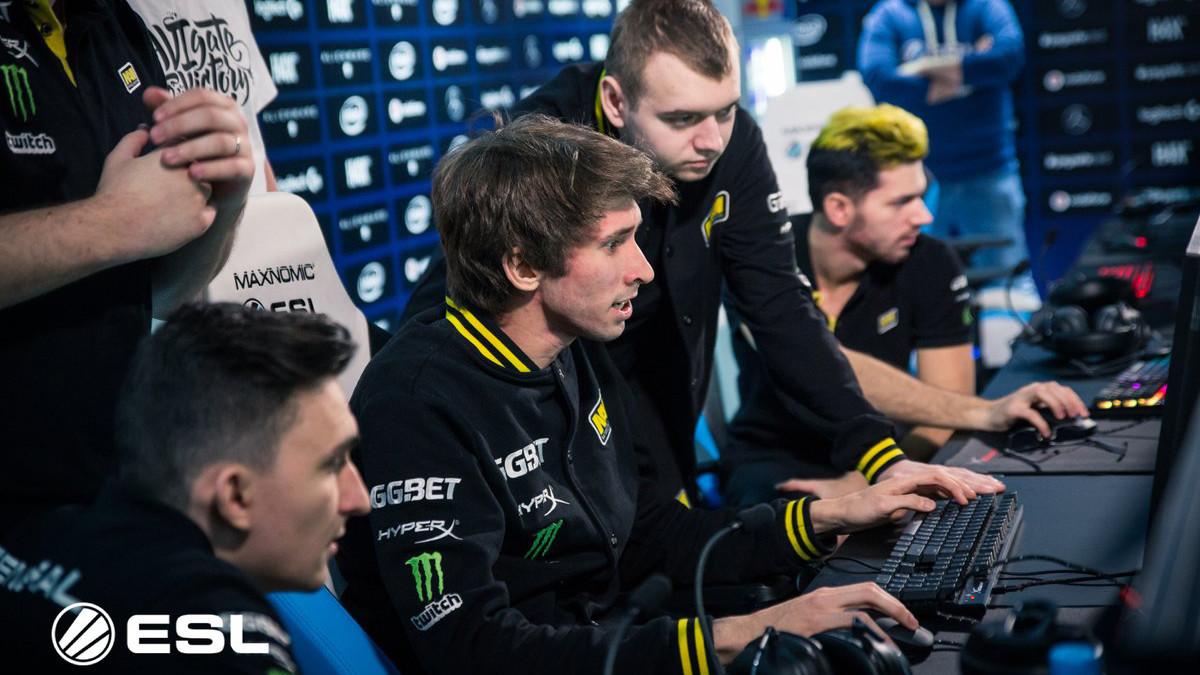 Na`Vi and InFamous are out of Katowice