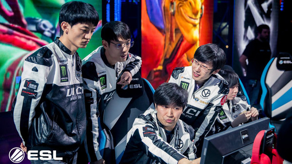 Liquid sent to third place match by Vici Gaming's Alchemist