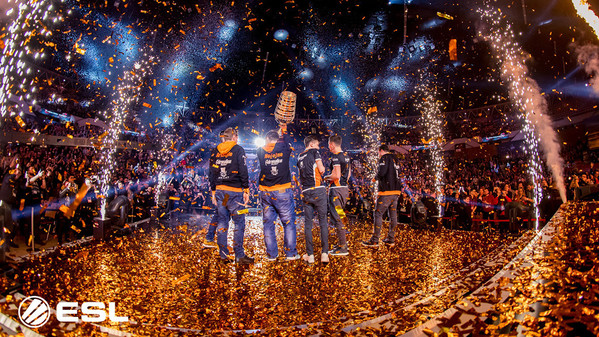 Virtus.pro destroy Vici Gaming in 3-1 Katowice Grand Final