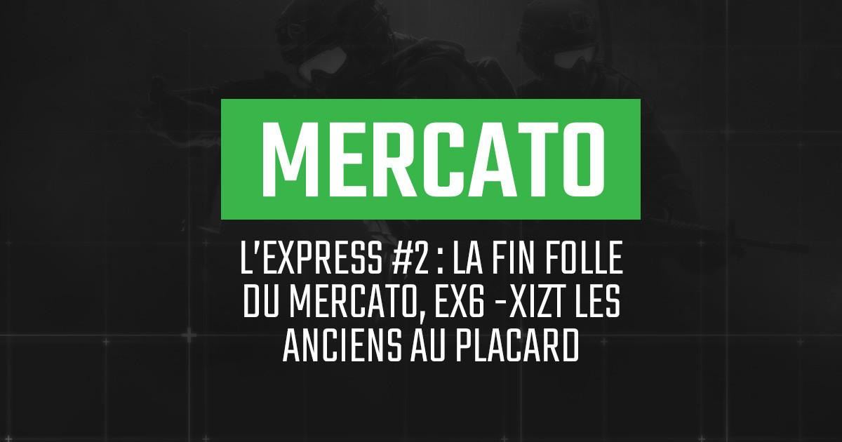 Mercato Express #2
