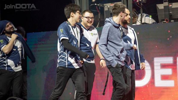 Liquid stay alive in crazy match against Evil Geniuses