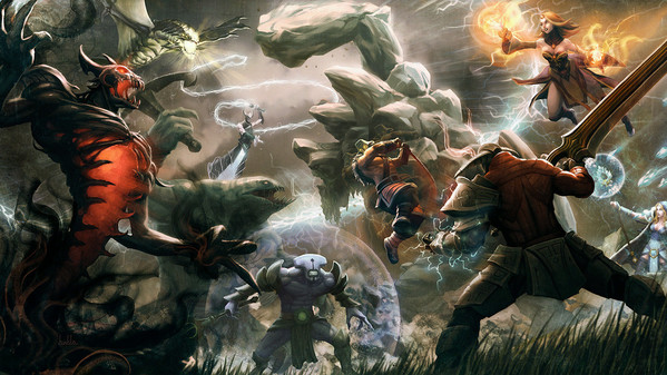 Which country is the strongest Dota 2 nation?