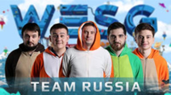 AntiHype aka Team Russia win WESG dressed in pyjama onesies