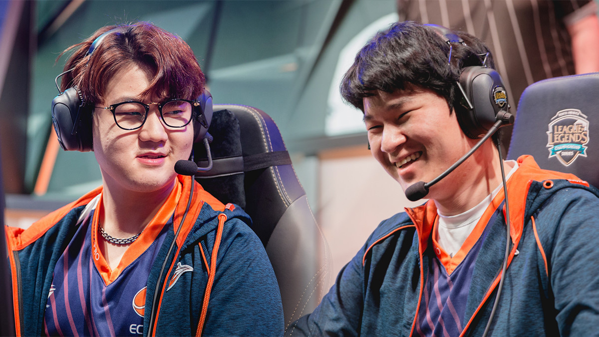 Kills & Lane-Kingdom mit Echo Fox: Zahlen zur NA LCS