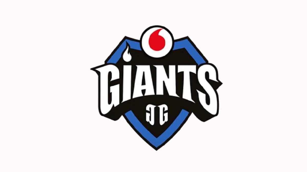 Giants mit Vodafone als Partner und neuem Namen