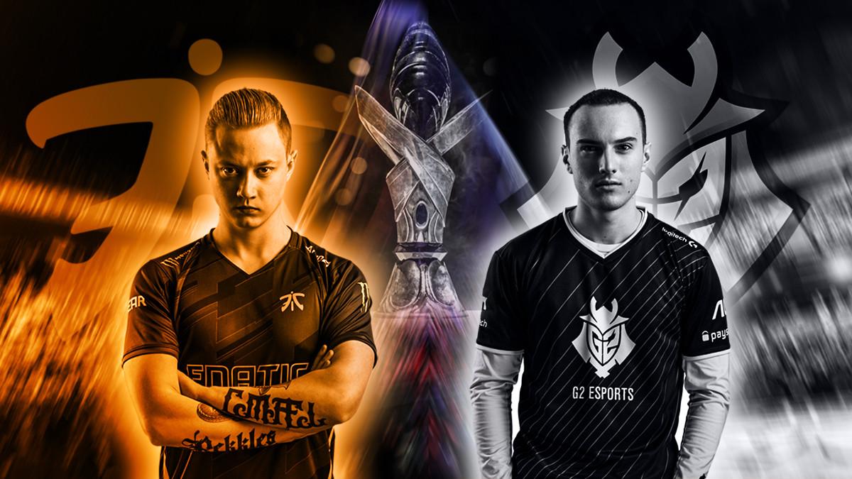 Fnatic gegen G2 Esports: Kampf der Dynastien