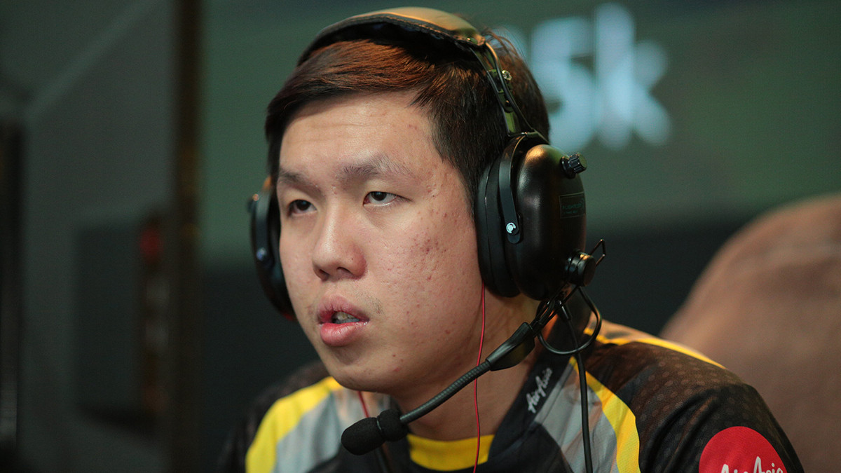 Mushi's journey for Dota, Malaysia and a TI title
