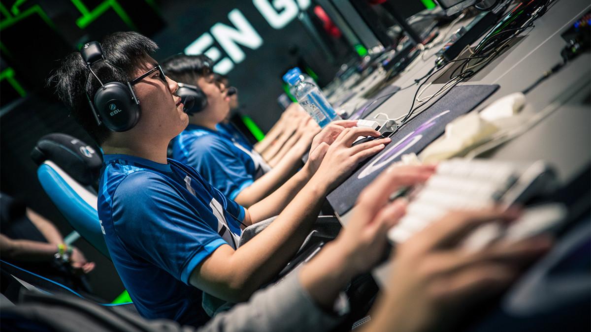 An unexpected mix make up GESC Bangkok's qualified teams