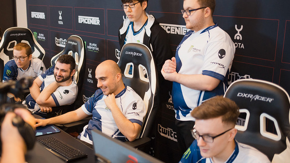 Liquid will return to TI to defend their title