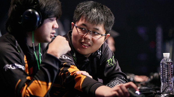 Fnatic undefeated after first day of GESC