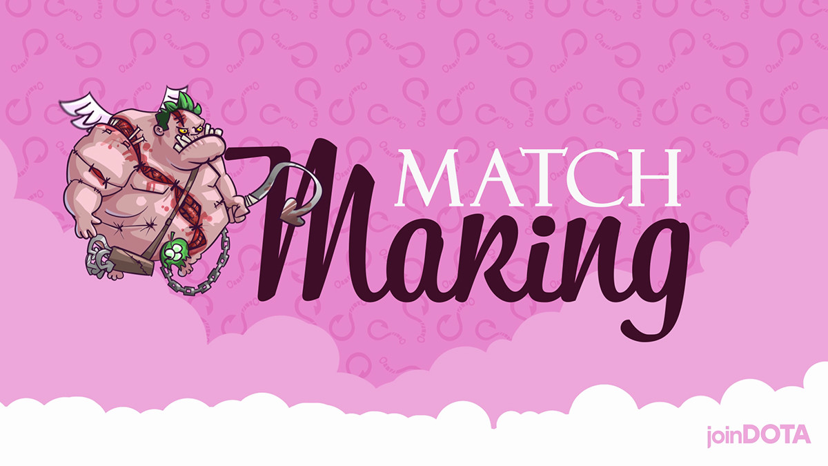 Matchmaking returns with a test to Gareth and TrentPax's friendship
