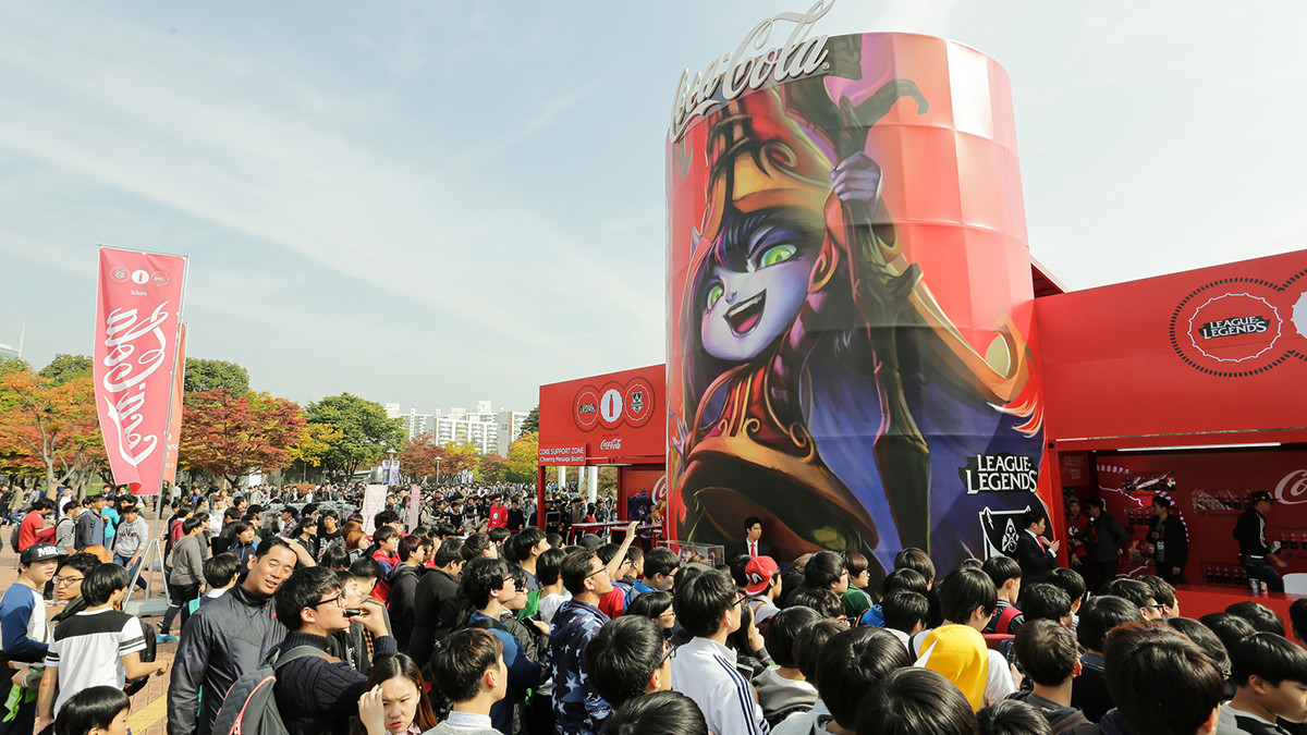 League of Legends wird ein Teil der Asian Games