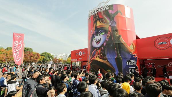 League of Legends wird ein Teil der Asian Games