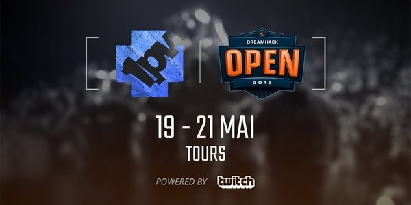 DreamHack Tours : Groupes