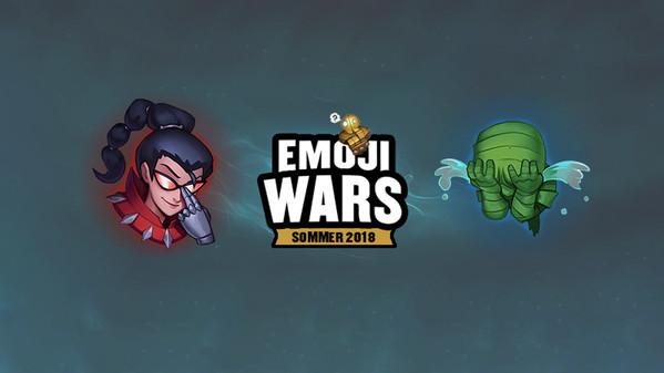 Heulsuse gegen Pläneschmieder - Die Emoji-Wars starten