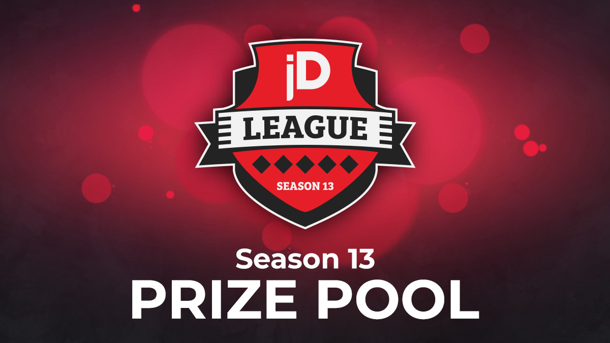 Announcing the joinDOTA League Season 13 Prize Pool!