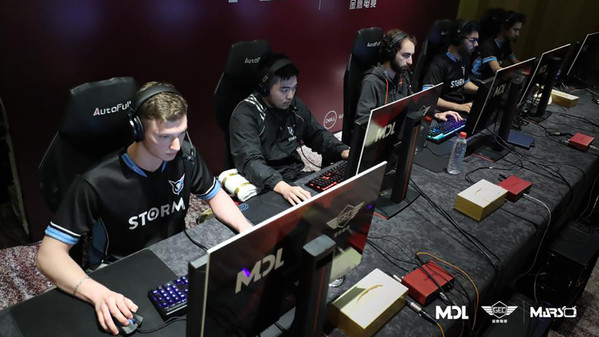 VGJ.Storm secure third and they're not done yet