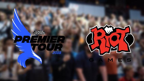 Riot führt neue Turnierreihe im deutschsprachigen Raum ein