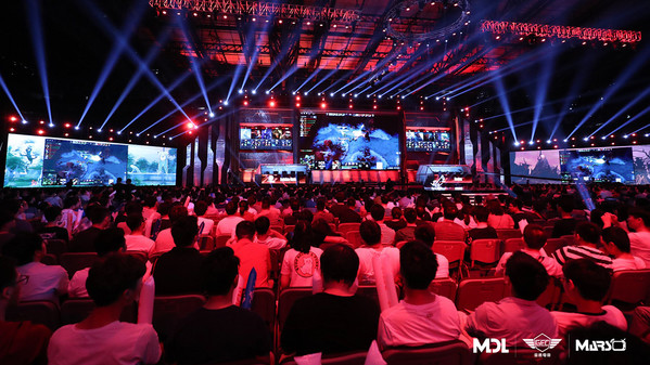 Invictus Gaming wiped out of MDL in lower bracket openers