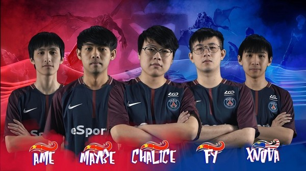 Two Major wins in a row: PSG.LGD is in top form