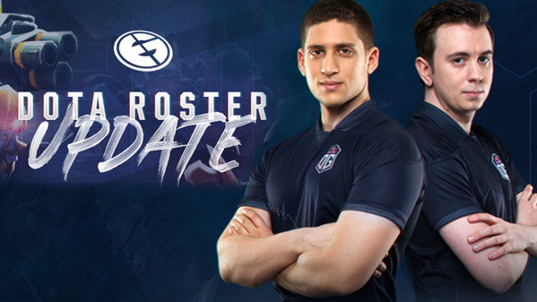Fly and S4 leave OG... to join Evil Geniuses