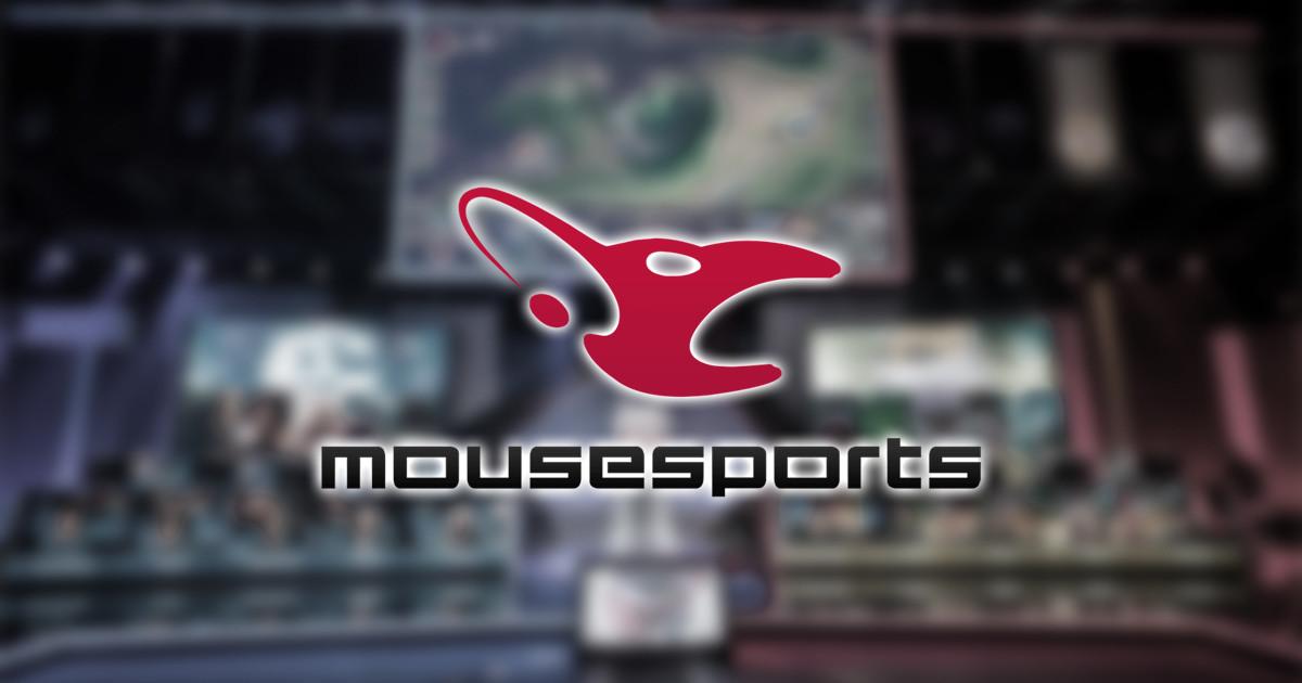 mousesports ist zurück im LoL-Esport